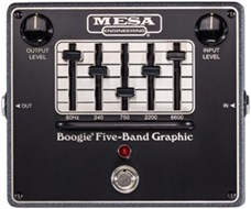 Mesa Boogie 5 Band EQ
