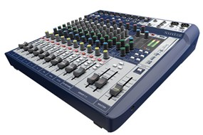 Soundcraft Signature 12 8 Mic I/P