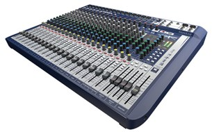 Soundcraft Signature 22 16 Mic I/P