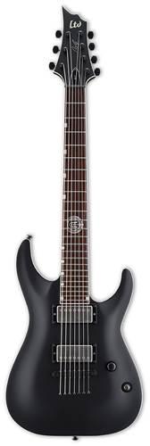 ESP AJ-7 Black Satin