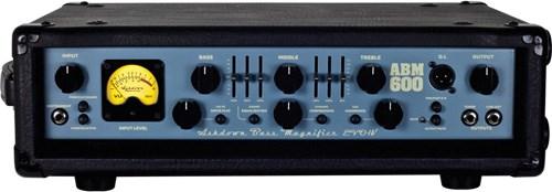 Ashdown ABM-600-EVO IV 600W Ashdown Bass Magnifier Head