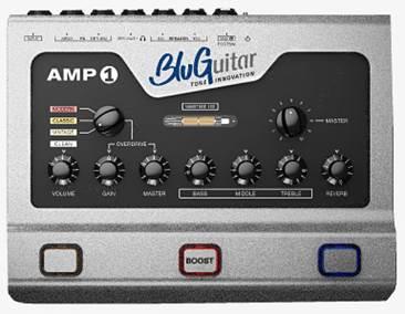 Blu Guitar Amp1 Pedal Head