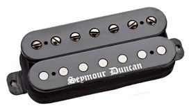 Seymour Duncan Black Winter 7 String Neck 1611102-90B7