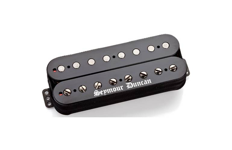Seymour Duncan Black Winter 8 String Bridge 1611102-91-B8