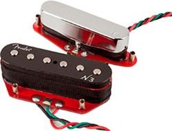 Fender N3 Noiseless Telecaster Pickup Set - 0993116000