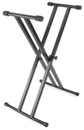 Stagg KXSQ6 Double Braced Keyboard Stand