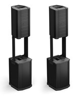 Bose F1 System with 2 x Model 812 Speaker and 2 x Subwoofer