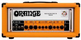 Orange Rockerverb Head 50H MKIII