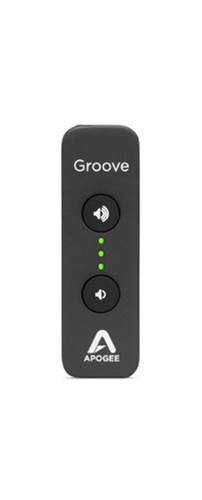 Apogee Groove USB DAC And Headphone Amp