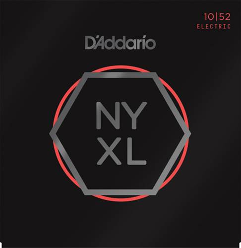 D'Addario NYXL1052 Light Top/Heavy Bottom 10-52