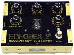 Gurus Echosex 2 LTD (Limited Numbered Edition)