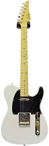 Suhr Classic Pro T Trans White Swamp Ash MN
