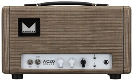 Morgan Amplification AC-20 Deluxe Head Driftwood Finish