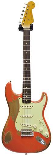 Fender Custom Shop Master Built By Dale Wilson 1961 Strat