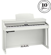 Roland HP-603WH White Digital Piano