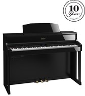 Roland HP-605PE Polished Ebony Digital Piano