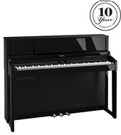 Roland LX-7PE Polished Ebony Digital Piano