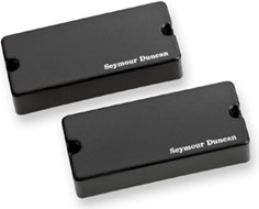 Seymour Duncan Blackout 4 String Bass Soapbar Set