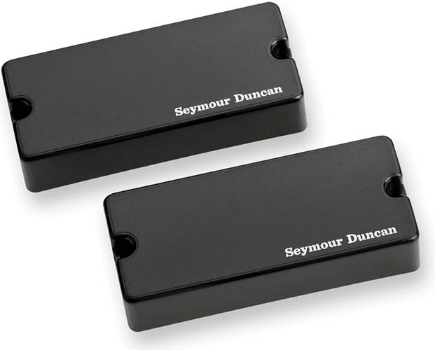 Seymour Duncan Blackout 4 String Bass Soapbar Set
