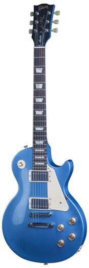 Gibson Les Paul Studio 2016 T Pelham Blue Chrome Hardware