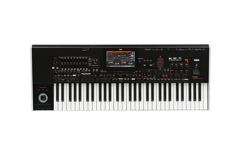 korg pa4x 61 arranger keyboard. Black Bedroom Furniture Sets. Home Design Ideas