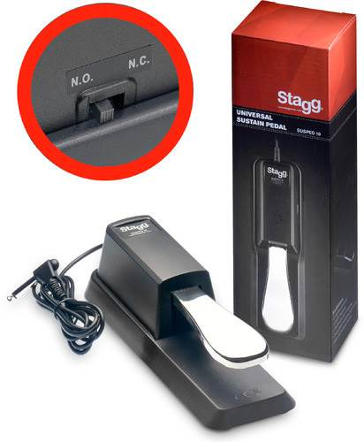 Stagg SUSPED 10 Sustain Pedal