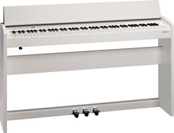 Roland F-140R-WH Digital Piano White