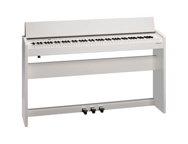 Roland F-140R-WH Digital Piano White