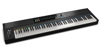 Native Instruments Komplete Kontrol S88 Full Weighted USB Midi Keyboard Controller