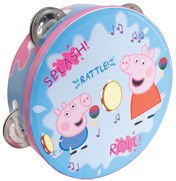Peppa Pig Peppas Splish Splash Tambourine