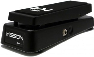 Mission Engineering EP1-BK SPL Expression Pedal w/Spring Load option Black