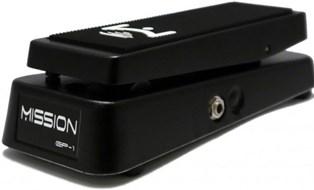 Mission Engineering EP1-BK SPL Expression Pedal w/Spring Load option Black