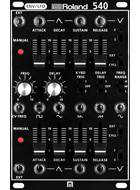 Roland System-500 540 Envelope and LFO