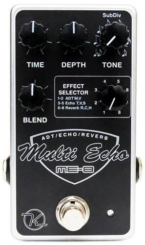 Keeley Multi Echo ADT/Echo/Reverb