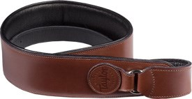 Taylor Badge Strap Brown