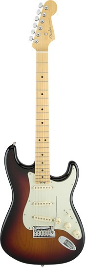 Fender American Elite Strat MN 3 Colour Sunburst
