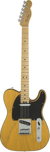 Fender American Elite Tele MN Butterscotch Blonde