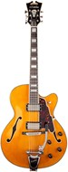 D'Angelico EX-175 NAT Archtop Bigsby Natural