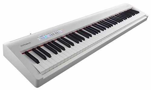 Roland FP-30-WH White Digital Piano