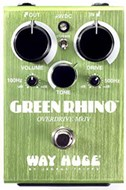 Way Huge WHE207 Green Rhino Overdrive MK IV