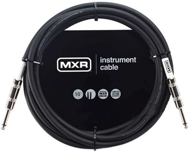 MXR 10ft Standard Instrument Cable