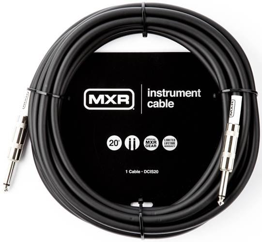 MXR 20ft Standard Instrument Cable