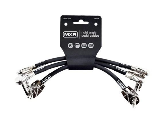 MXR Patch Cable 3 Pack