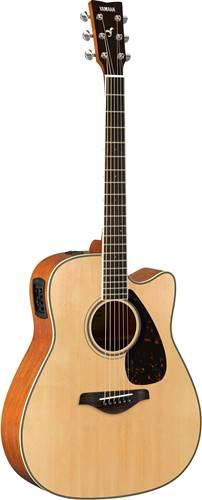 Yamaha FGX820C Natural