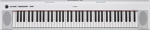 Yamaha NP-32WH White Portable Digital Piano