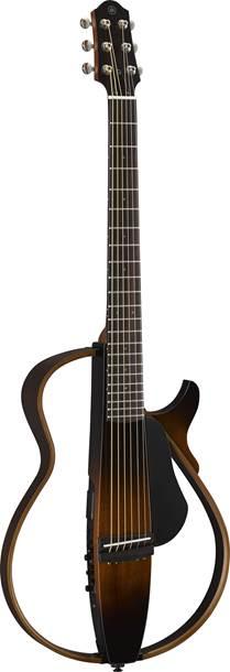 Yamaha SLG200 Silent Guitar Steel Tobacco Brown Sunburst