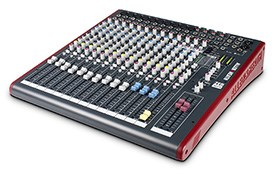 Allen & Heath ZED16FX Mixer