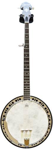 Ozark 2306GBK 5 String Banjo Black