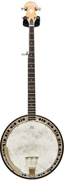 Ozark 2306GCS 5 String Banjo Cherry Sunburst