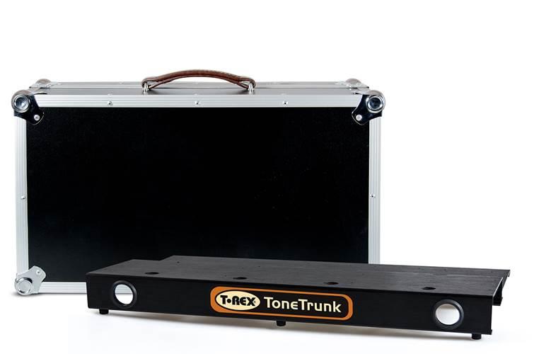 T-Rex ToneTrunk 56 Pedalboard w/ Road Case
